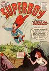 Cover for Superboy (DC, 1949 series) #45