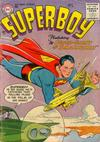Cover for Superboy (DC, 1949 series) #50