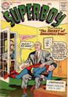 Cover for Superboy (DC, 1949 series) #55