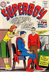 Cover for Superboy (DC, 1949 series) #63