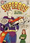 Cover for Superboy (DC, 1949 series) #64