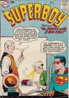 Cover for Superboy (DC, 1949 series) #66