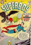 Cover for Superboy (DC, 1949 series) #69