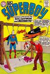 Cover for Superboy (DC, 1949 series) #92