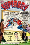 Cover for Superboy (DC, 1949 series) #107