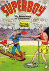 Cover for Superboy (DC, 1949 series) #110
