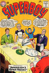 Cover for Superboy (DC, 1949 series) #112