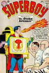 Cover for Superboy (DC, 1949 series) #115