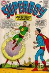 Cover for Superboy (DC, 1949 series) #121