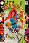 Cover for Superboy (DC, 1949 series) #147