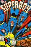 Cover for Superboy (DC, 1949 series) #155
