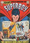 Cover for Superboy (DC, 1949 series) #156