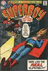Cover for Superboy (DC, 1949 series) #166