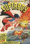 Cover for Superboy (DC, 1949 series) #167