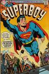 Cover for Superboy (DC, 1949 series) #168