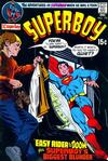 Cover for Superboy (DC, 1949 series) #170