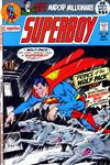 Cover for Superboy (DC, 1949 series) #180