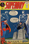 Cover for Superboy (DC, 1949 series) #182
