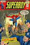 Cover for Superboy (DC, 1949 series) #187