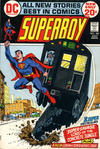 Cover for Superboy (DC, 1949 series) #188