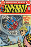 Cover for Superboy (DC, 1949 series) #195