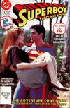 Cover for Superboy (DC, 1990 series) #1 [Direct]