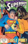 Cover for Superboy (DC, 1990 series) #2 [Direct]