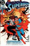Cover for Superboy (DC, 1990 series) #3 [Direct]