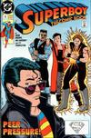 Cover for Superboy (DC, 1990 series) #5 [Direct]
