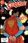 Cover for Superboy (DC, 1990 series) #7 [Direct]