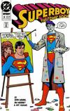 Cover for Superboy (DC, 1990 series) #8 [Direct]