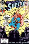 Cover for Superboy (DC, 1990 series) #9 [Direct]