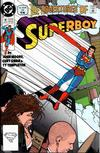 Cover for Superboy (DC, 1990 series) #11 [Direct]