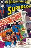 Cover for Superboy (DC, 1990 series) #13 [Direct]