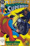 Cover for Superboy (DC, 1990 series) #14 [Direct]