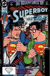 Cover for Superboy (DC, 1990 series) #16 [Direct]