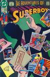 Cover for Superboy (DC, 1990 series) #17 [Direct]
