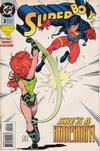 Cover for Superboy (DC, 1994 series) #2 [Direct Sales]