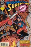 Cover for Superboy (DC, 1994 series) #3 [Direct Sales]