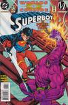 Cover for Superboy (DC, 1994 series) #6 [Direct Sales]