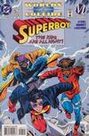 Cover for Superboy (DC, 1994 series) #7 [Direct Sales]