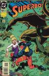 Cover for Superboy (DC, 1994 series) #12 [Direct Sales]