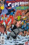 Cover for Superboy (DC, 1994 series) #13 [Direct Sales]