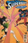 Cover for Superboy (DC, 1994 series) #15 [Direct Sales]