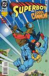 Cover for Superboy (DC, 1994 series) #16 [Direct Sales]