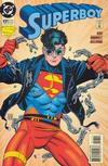 Cover for Superboy (DC, 1994 series) #17 [Direct Sales]