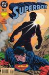 Cover for Superboy (DC, 1994 series) #18 [Direct Sales]