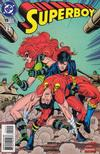 Cover for Superboy (DC, 1994 series) #19 [Direct Sales]