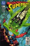 Cover for Superboy (DC, 1994 series) #20 [Direct Sales]