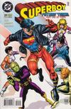 Cover for Superboy (DC, 1994 series) #21